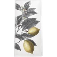 Montgomery Street Lemon Branch Flour Sack Towel