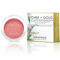 Seraphine Lychee & Rose Gold Blush
