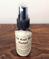Sarah's Sweet Scrubs - First Aid/Bug Relief Spray, Organic