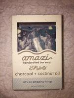 Amazi - Charcoal &a Coconut oul