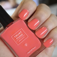 Trust Fund Beauty in Game Changer (Coral Pink color)