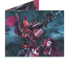 Diamond Mighty Wallet DC Deathstroke