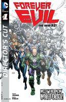 Diamond DC Comics Forever Evil #1 [Director's Cut]