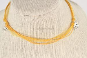 Iron Horse Creations Wrap Bracelet - Yellow