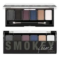 NYX Smokey Fumé eye shadow palette