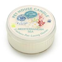 One Fur All Pet House Candle - Mediterranean Sea