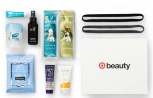 Target Beauty Box for July 2017