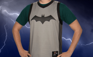 Batman: The Animated Series Basketball Jersey