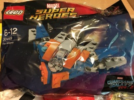 Lego Guardians of the Galaxy mini Milano pack