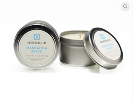 Anderson Lilley Candle - Manhattan Beach