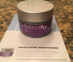 Mindful Skincare Exfoliating Moisturizer