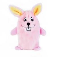 Squeakie Buddie Bunny Pink
