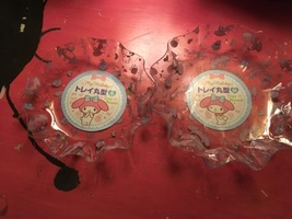 My Melody Plates