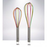 Core Kitchen Silicone Whisk 2 pc