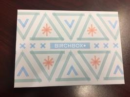 July 2017 Birchbox, box only