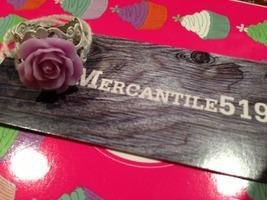 Mercantile 519: Filagree Flower Ring