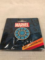 Marvel Arc Reactor Pin