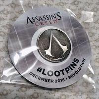 Assassin's Creed December 2016 pin