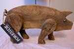 Foreside Barnwood Pig