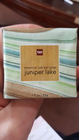 Tay Essential Oils Bar Soap in Juniper Lake
