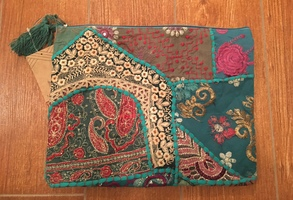Matr Boomie Hand-Embroidered Clutch/Pouch