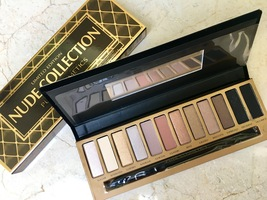 Pure Cosmetics Limited Edition Nude Collection Palette