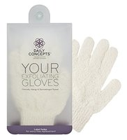 Daily Concepts Exfoliating Gloves