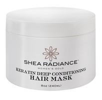 Shea Radiance Keratin Deep Conditioning Hair Mask