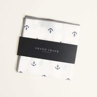 Grand Frank Pocket Square - TAN