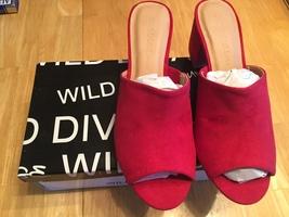 Wild Diva Larina Dark Red