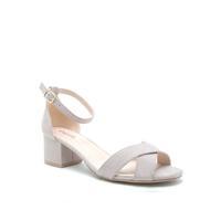 Qupid Jaden block heel sandal