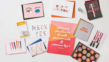 Quote Art Print from Happy  Mail (center item only)