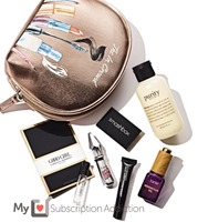 Macy's Beauty Bag Cosmetic Bag Only