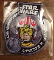 Smugglers Bounty 40th Anniversary Box Patch