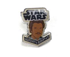 smuggler's bounty Lando pin