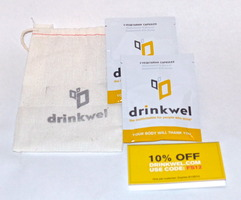 Drinkwel the multivitamin for people who drink