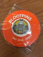 Loot Pin May 2016 Power