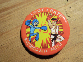 Loot Pin November 2014 Battle