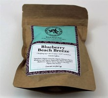Blueberry Beach Breeze Tea from Beach House Teas