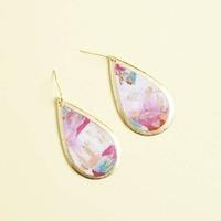 Evocateur Bermuda Teardrop Earrings