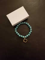 Fornash Sweetie Pie Teal Bracelet