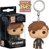 Newt Scamander Pocket Pop! keychain