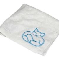 Purring Buddha Spa Washcloth