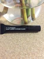 Mac false lashes extreme mascara