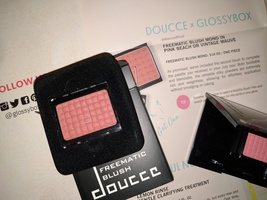 Doucce Freematic Blush in Vintage Mauve