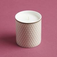 Halycon Days Antler Trellis Ivory Lavender Scented Filled Candle
