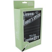 Chalkboard Lunch Box w/ Chalk Pen