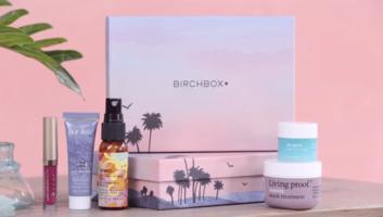 August 2017 Birchbox - Just the box!