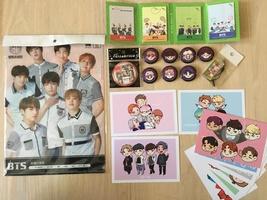 k-pop merchandise lot from snackfever June 2017 deluxe box