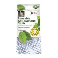 Smart Reusable Antibacterial Cloth